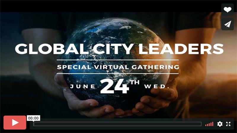Global City Leaders :: Special Virtual Gathering :: June 24th Wed